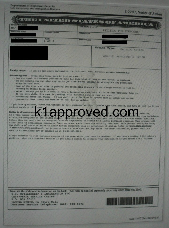 K1 Fiance Visa Process Guide Step by Step Instructions
